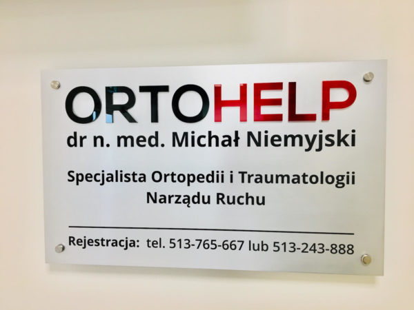 Dr n. med. Michał Niemyjski Ortopeda Piotrków Trybunalski Bełchatów